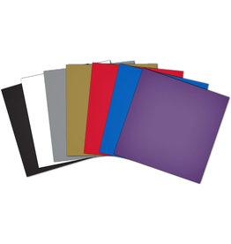Brother Brother ScaNcut assortiment de vinyles de couleur (ens. de 10)
