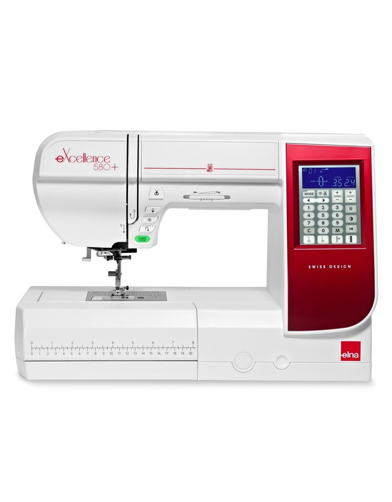 Elna Elna sewing only EL580+