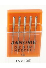 Janome Denim Needle #16 5/pk
