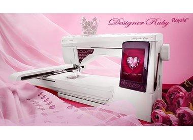Designer Ruby Royale