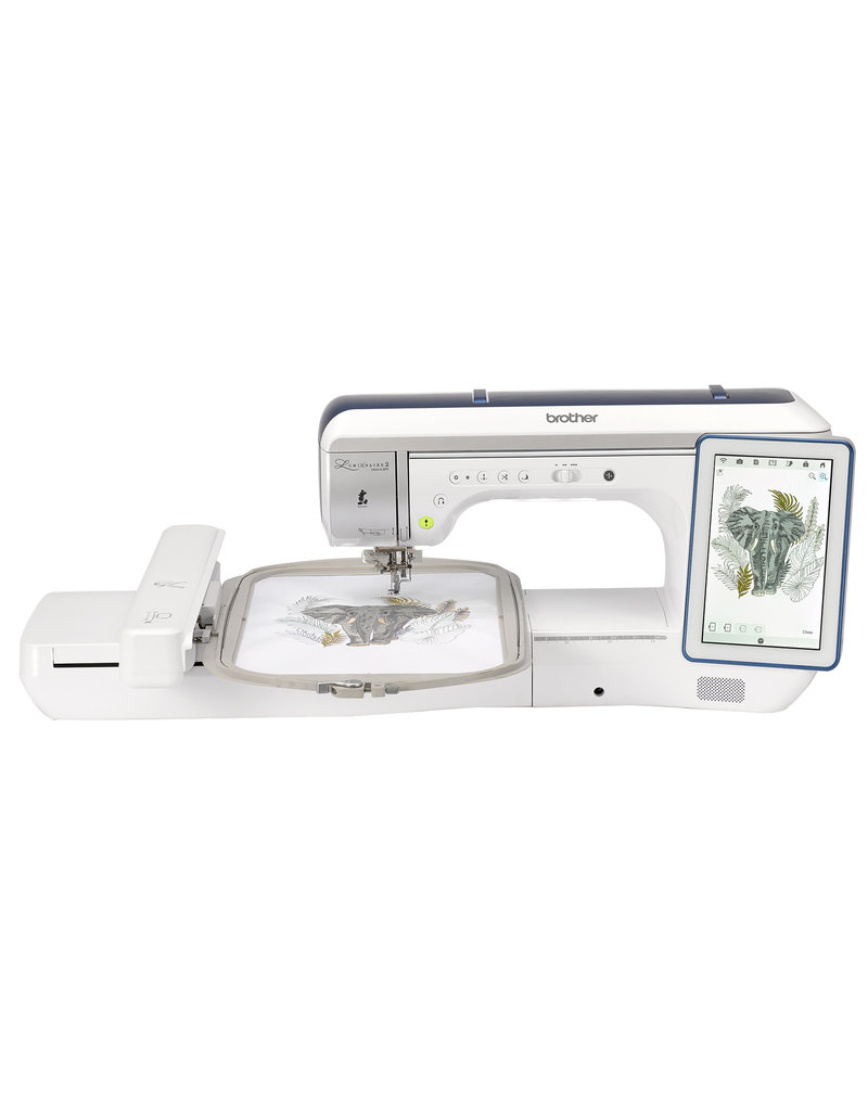 Brother Brother couture et broderie luminaire XP2