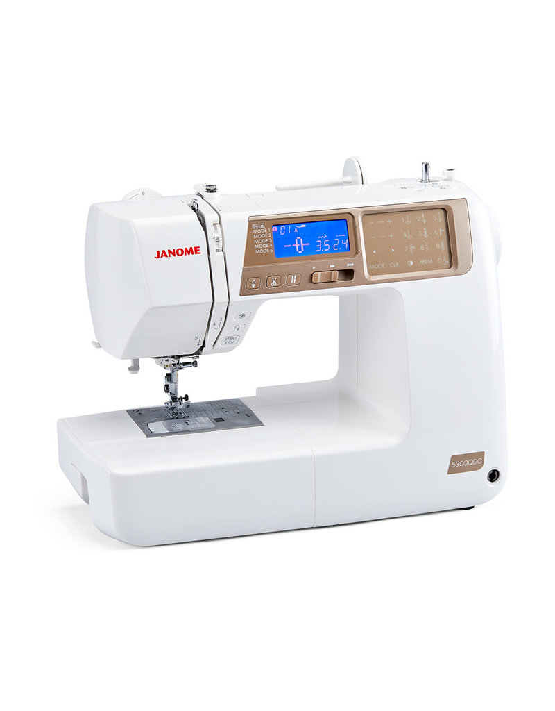 Janome Janome only sewing 5300QDC