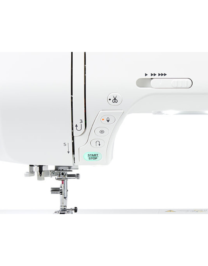Janome Janome couture et broderie MC9850