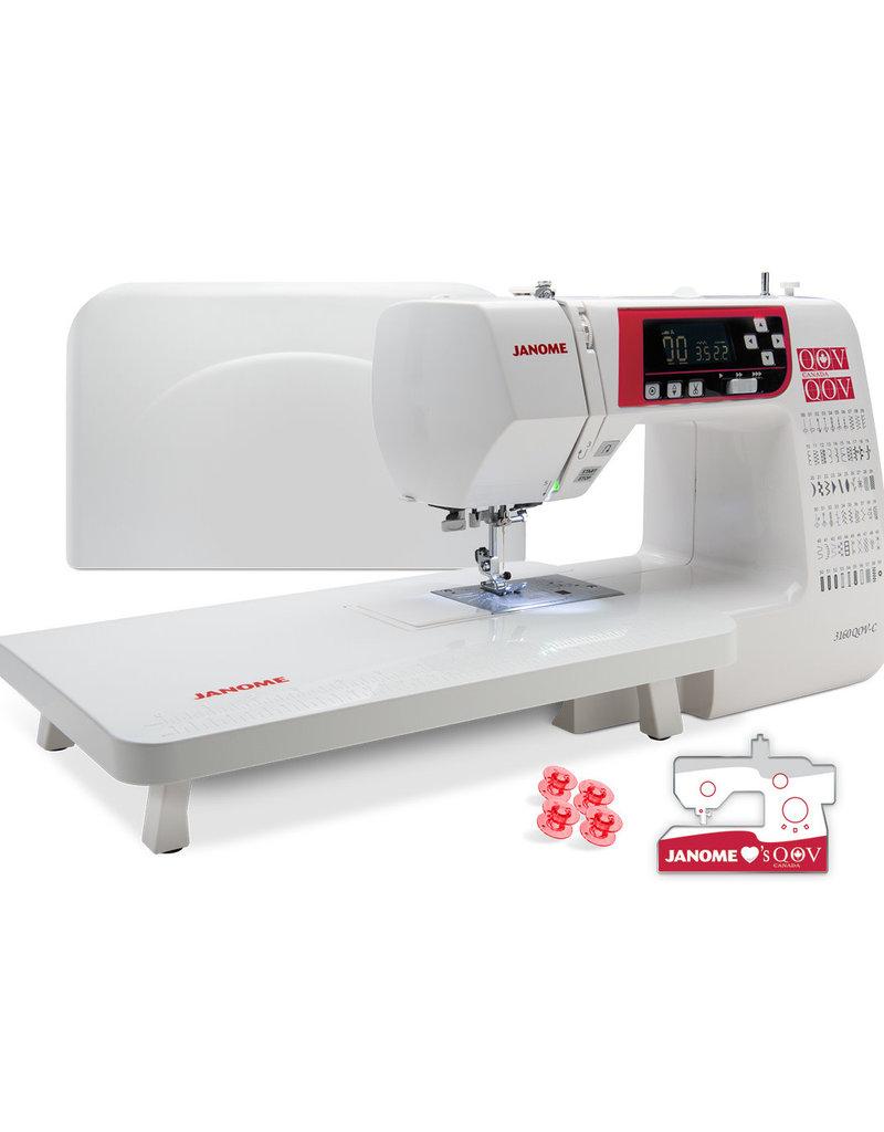 Janome Janome sewing 3160QOV