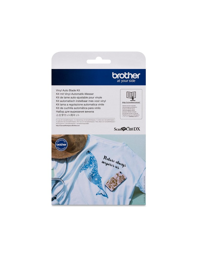 Brother Brother Vinyl Auto Blade Kit for ScanNCut DX Machines