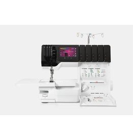 Bernina Bernina serger combined with coverstitch  L890