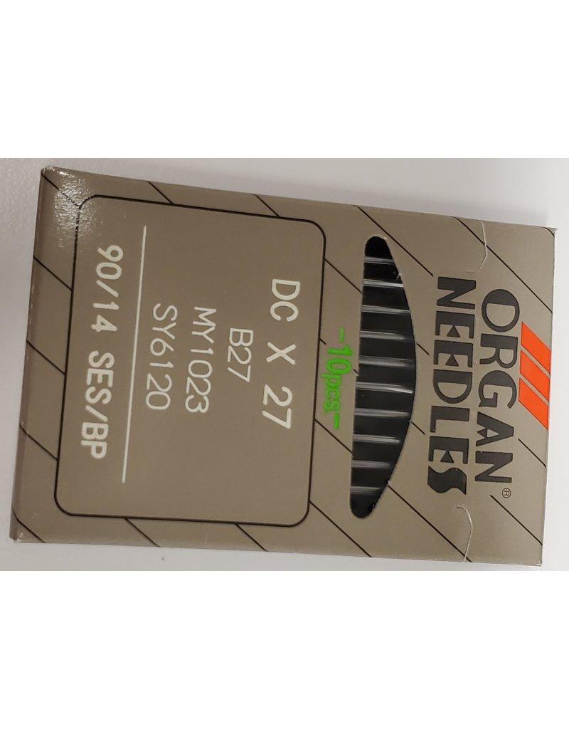 Organ Aiguille  Organ DCX27 Pqt 10 Gr 14Bp