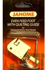 Janome Pied Double Entrainement Guide Janome 5 & 7Mm