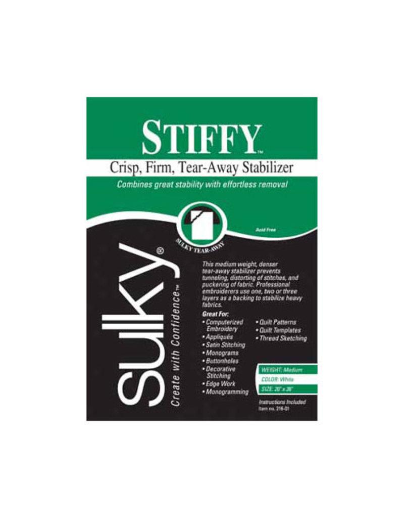 """Sulky Sulky Stabilizer Stiffy (20"""" x 36"""")"""