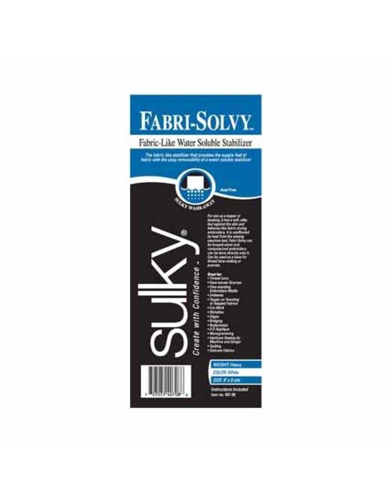 Sulky Sulky Fabri-Solvy (8'' x 9yd) Roll