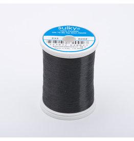 Sulky fil invisible noir 2000m