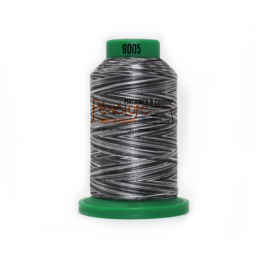 Isacord Fils Isacord multicouleur couture et broderie 9005 1000 m