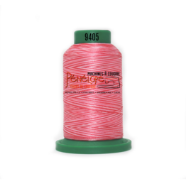 Isacord Fil Isacord multi-couleur 9405 1000 m pour broderie et couture