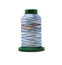 Isacord Isacord multicolor thread 9603 1000 m for embroidery and sewing