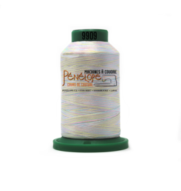 Isacord Isacord multicolor thread 9909 1000 m for embroidery and sewing
