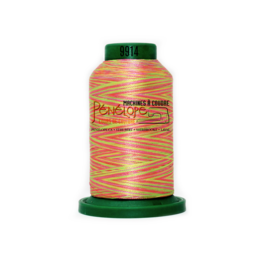 Isacord Isacord multicolor thread 9914 1000 m for embroidery and sewing