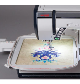 Janome P foot Janome embroidery