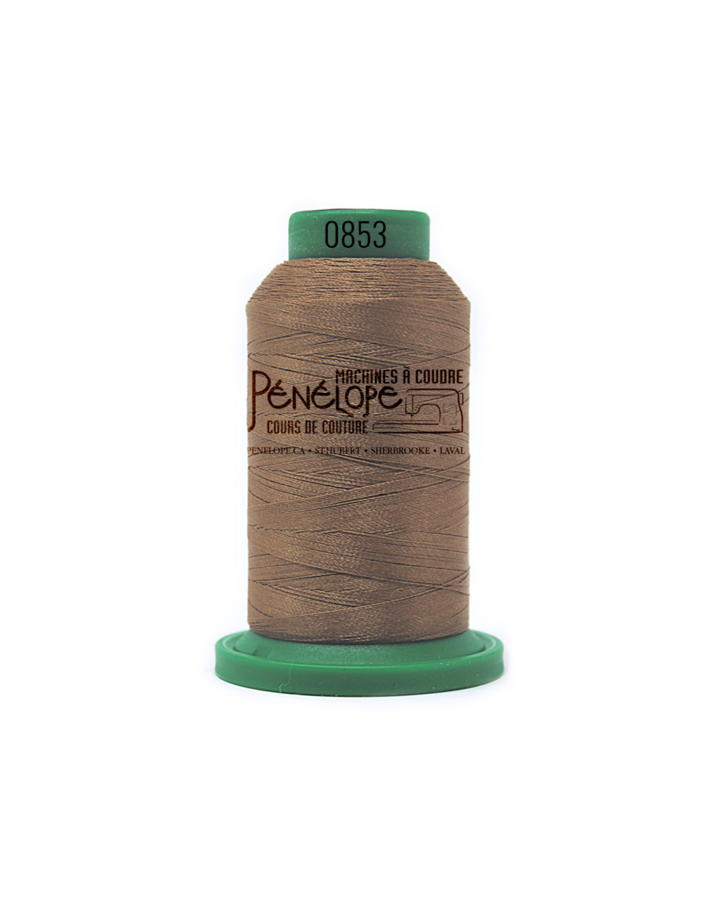 Isacord Isacord thread 0853 for embroidery and sewing