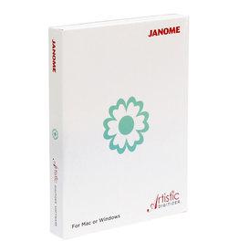 Janome Logiciel Janome Artistic Digitizer Complète V1.5