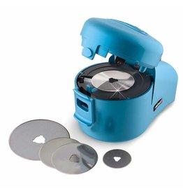 Aiguisoir électrique pour lame rotative