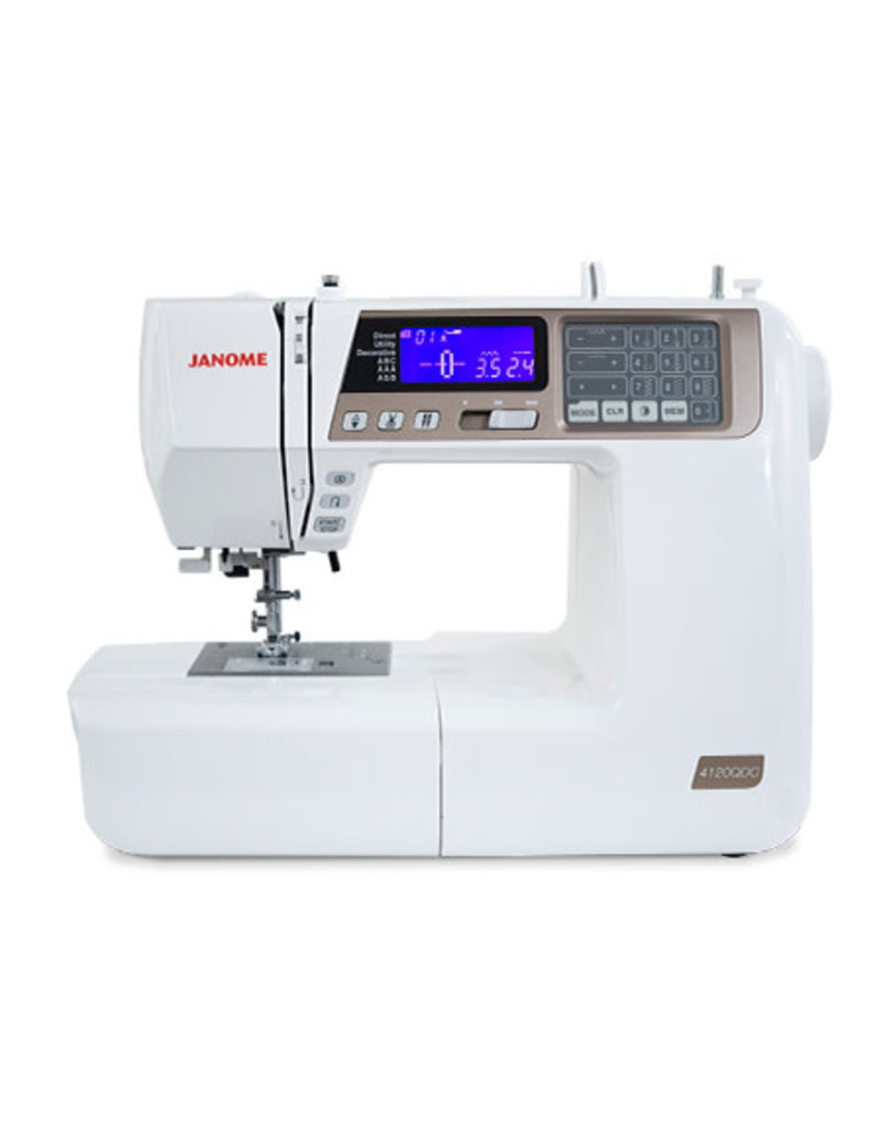 Janome Janome sewing 4120QDC-T