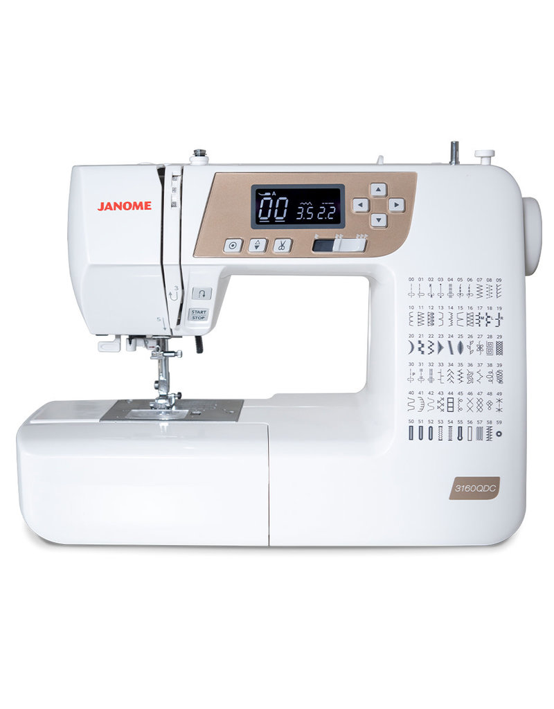 Janome Copy of Janome couture 3160QDC-T