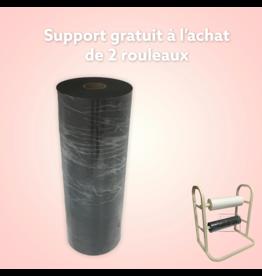 Pénélope Cut-away entoilage médium noir non déchirable 15 Po X 41.5 Vgs 1.9OZ