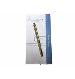 Nifty Notions Styletto Brass