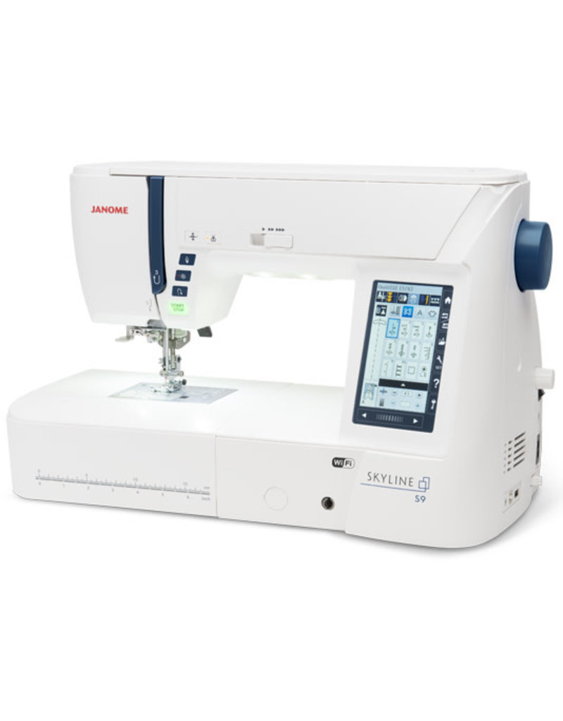 Janome Janome sewing and embroidery SKYLINE S9