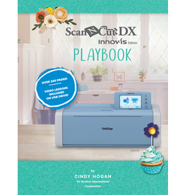 Brother Brother Playbook 1 ScanNcut DX anglais seulement