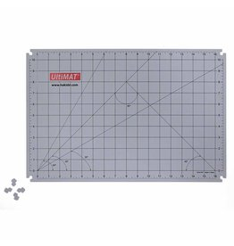 ULTIMAT Connectible Cutting Mat - 11 1/2″ x 17 1/2″ (29 x 45 cm)