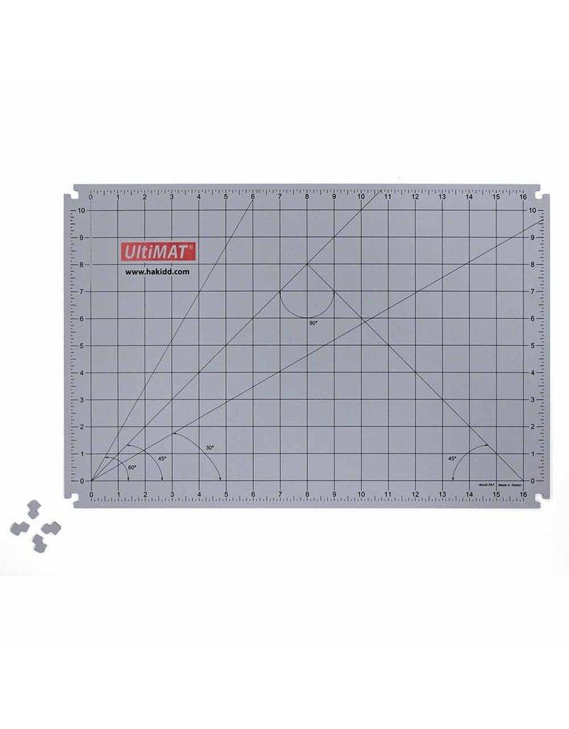 ULTIMAT Connectible Cutting Mat - 11 1/2″ x 17 1/2″ (29 x 45 cm)