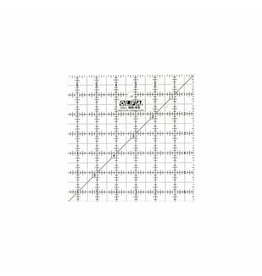 Olfa OLFA QR-6S - 61⁄2″ Square Frosted Acrylic Ruler