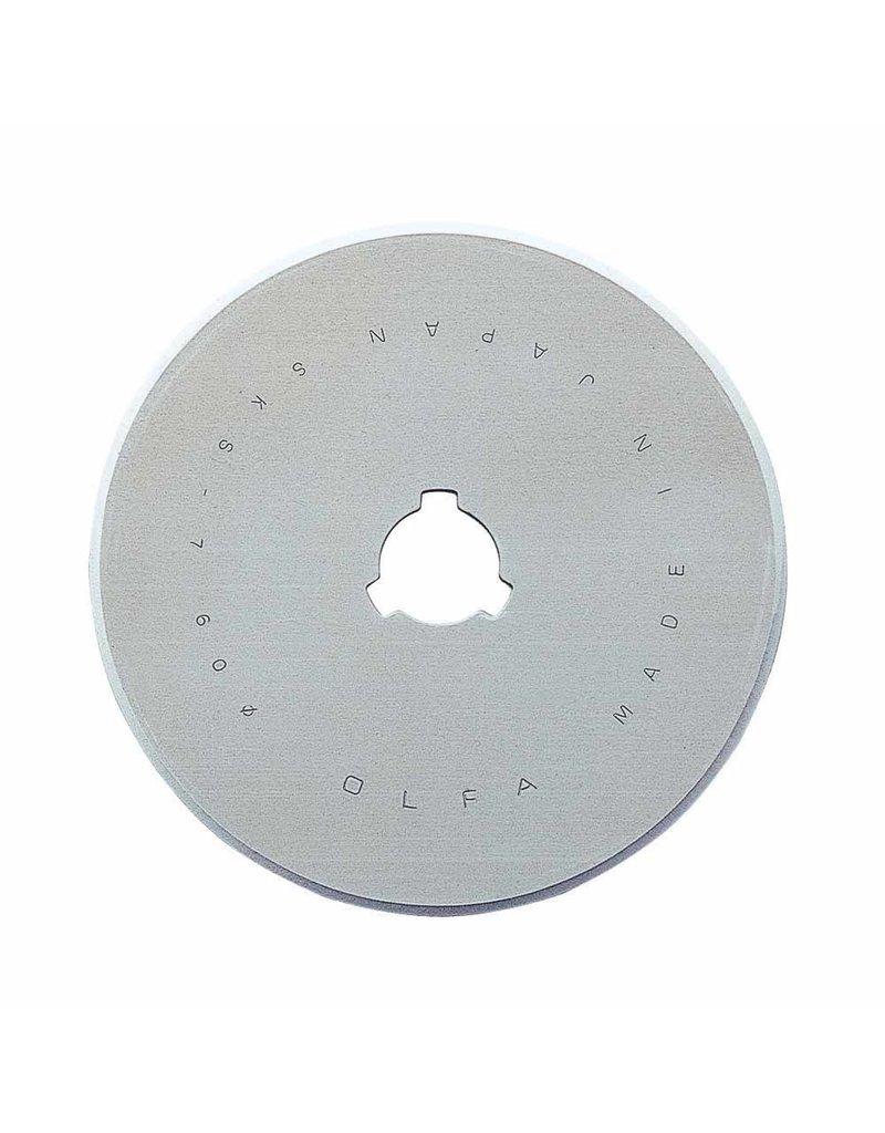 Olfa OLFA RB60-1 - Tungsten Tool Steel Rotary Blade 60mm - 1pc