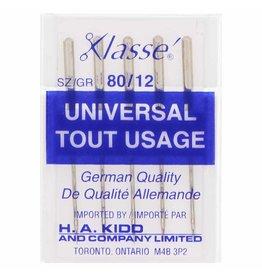 Klassé Klasse Needles Universal 80/12 Cassette