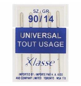 Klassé Aiguilles klassé universelle 90/14 paquet