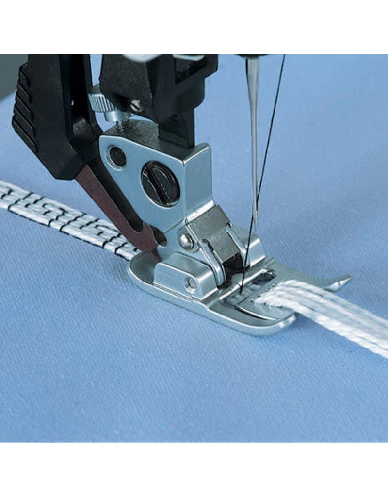 Pfaff Pfaff 7/9 hole cord foot for IDT™ system