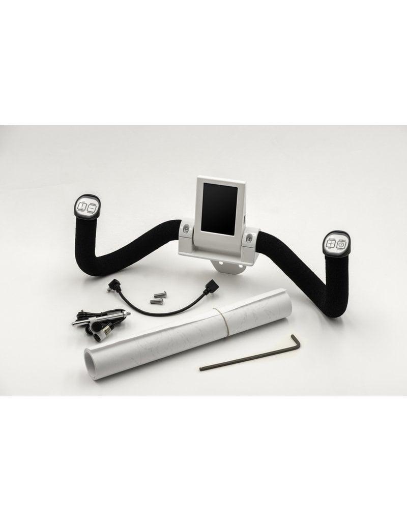 Handi Quilter Handi Quilter Simply Sixteen rear handlebars and display