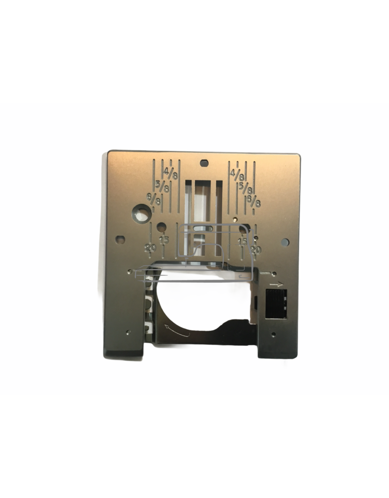 Husqvarna Needle plate Emerald 116-118 Hus (653179)