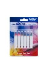Brother ScanNCut Colour Pen Set