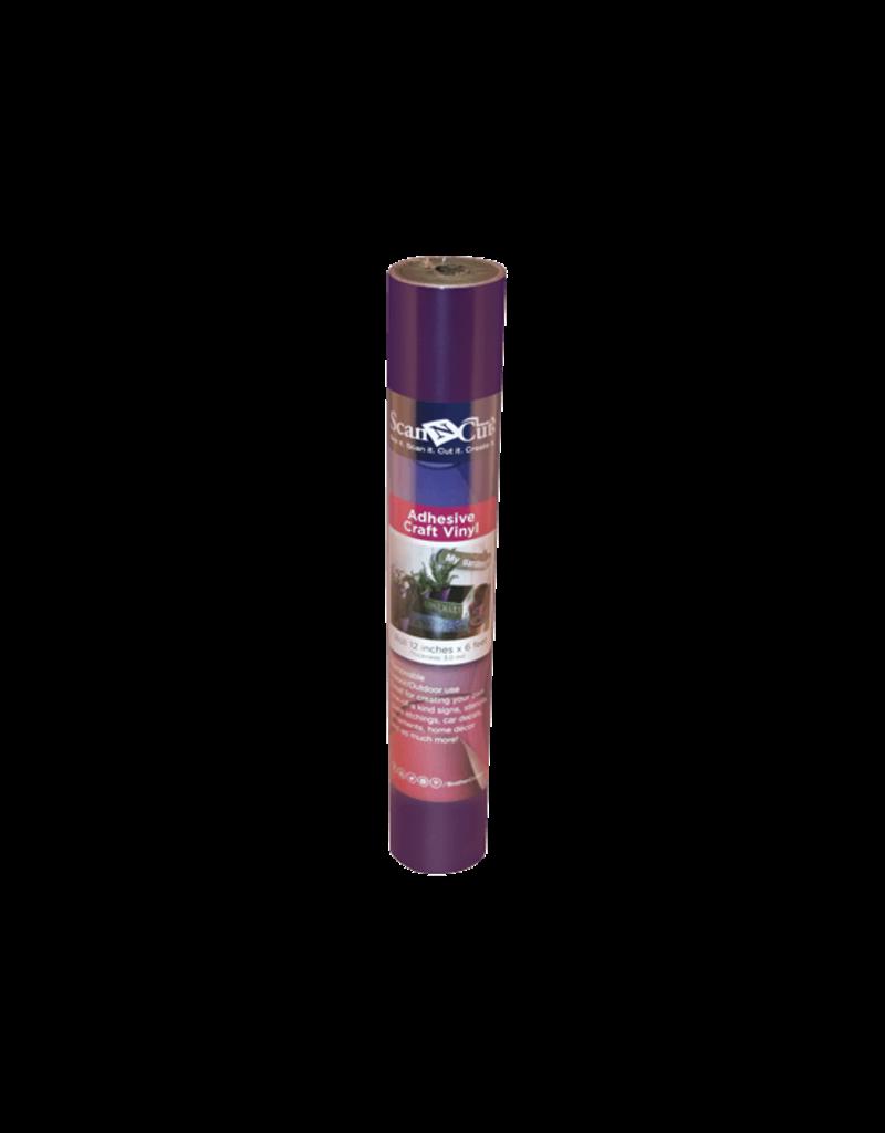Brother  Purple adhesive vinyl  6 feet Scanncut