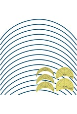 Handi Quilter Westalee Design Arc Templates