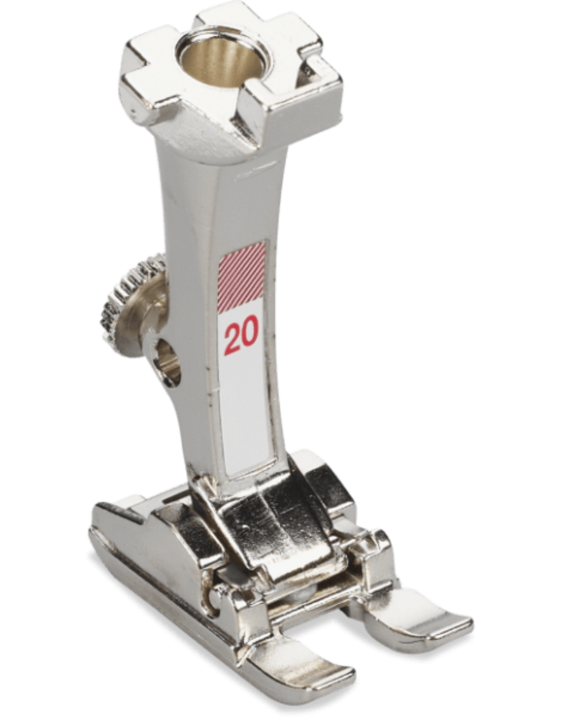 Bernina 314-5B Bernina Pied broderie 5.5mm #20 (B C D Ea2-4 Eb2-4 Ec F)
