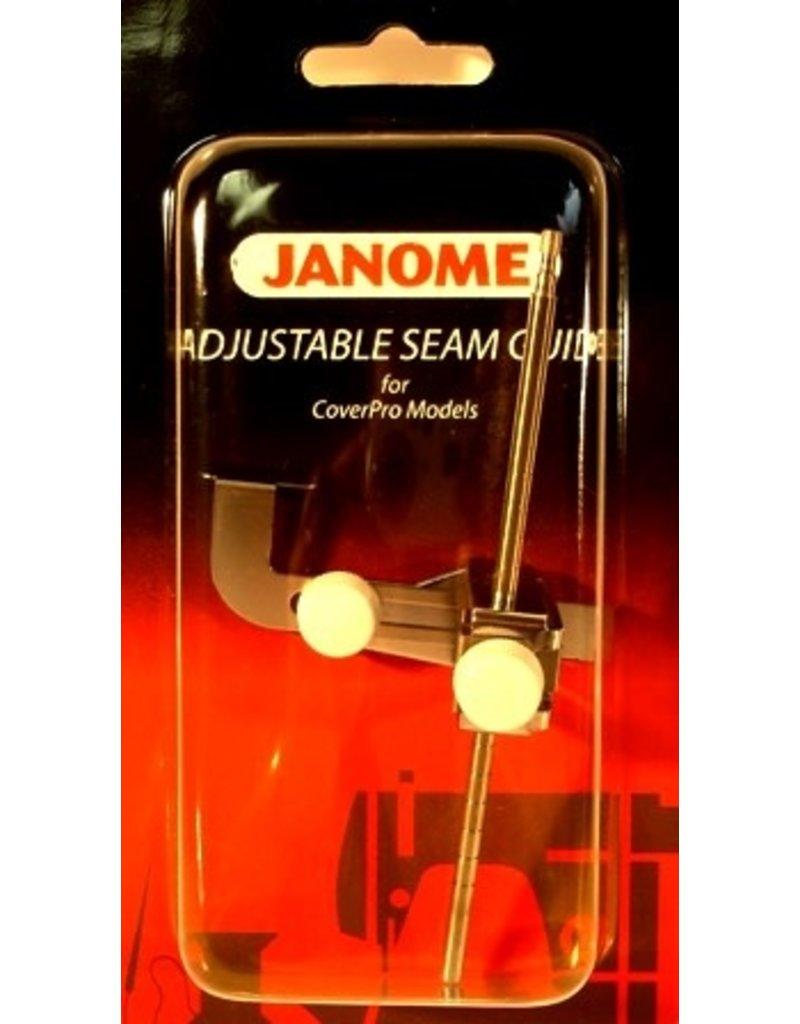 Janome Adjustable Seam Guide Elna Janome CoverPro