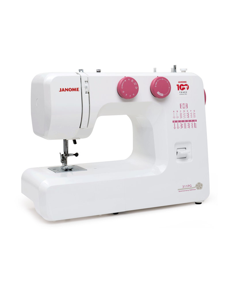 Janome Janome 311PG anniversary edition
