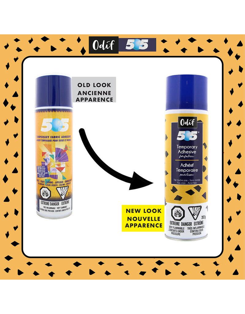 Odif Glue 505 temporary fabric adhesive (500 ml)