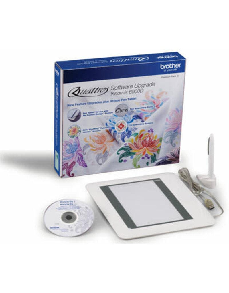 "Brother Brother SAVR6000D2C Quattro Premium pk II (10"" Pen Tablet)"