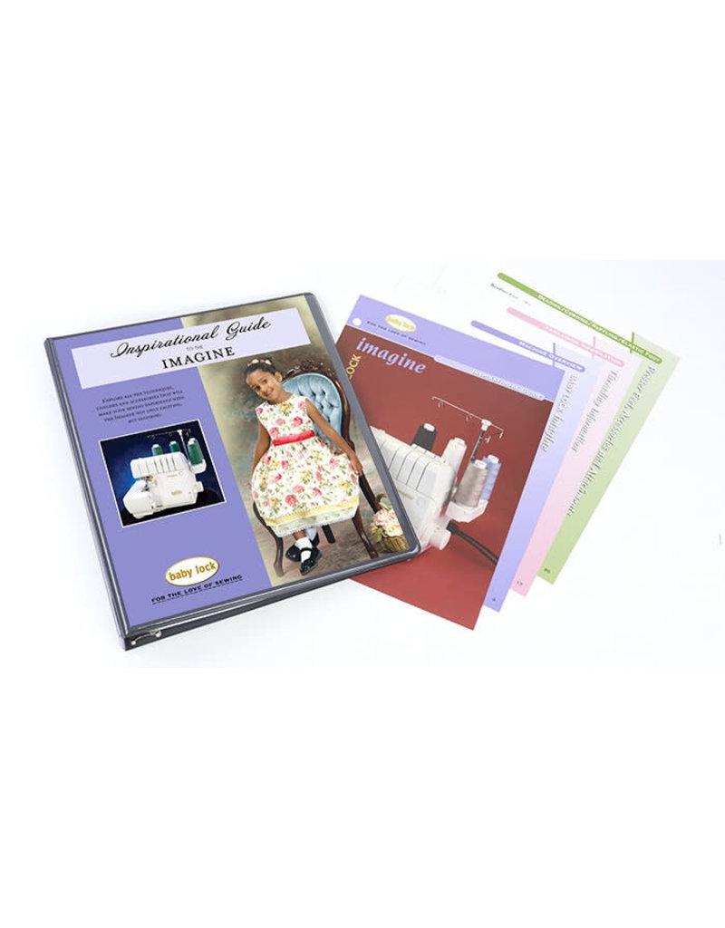 Babylock Baby Lock Inspirational Guide Imagine AT2