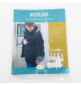 Babylock Guide inspiration pour Accolade BLS8 Anglais