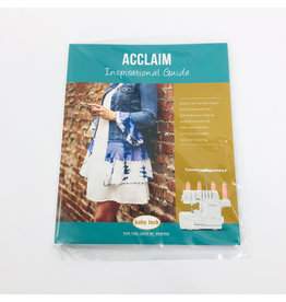 Baby Lock Guide inspiration pour Acclaim BLES4 Anglais